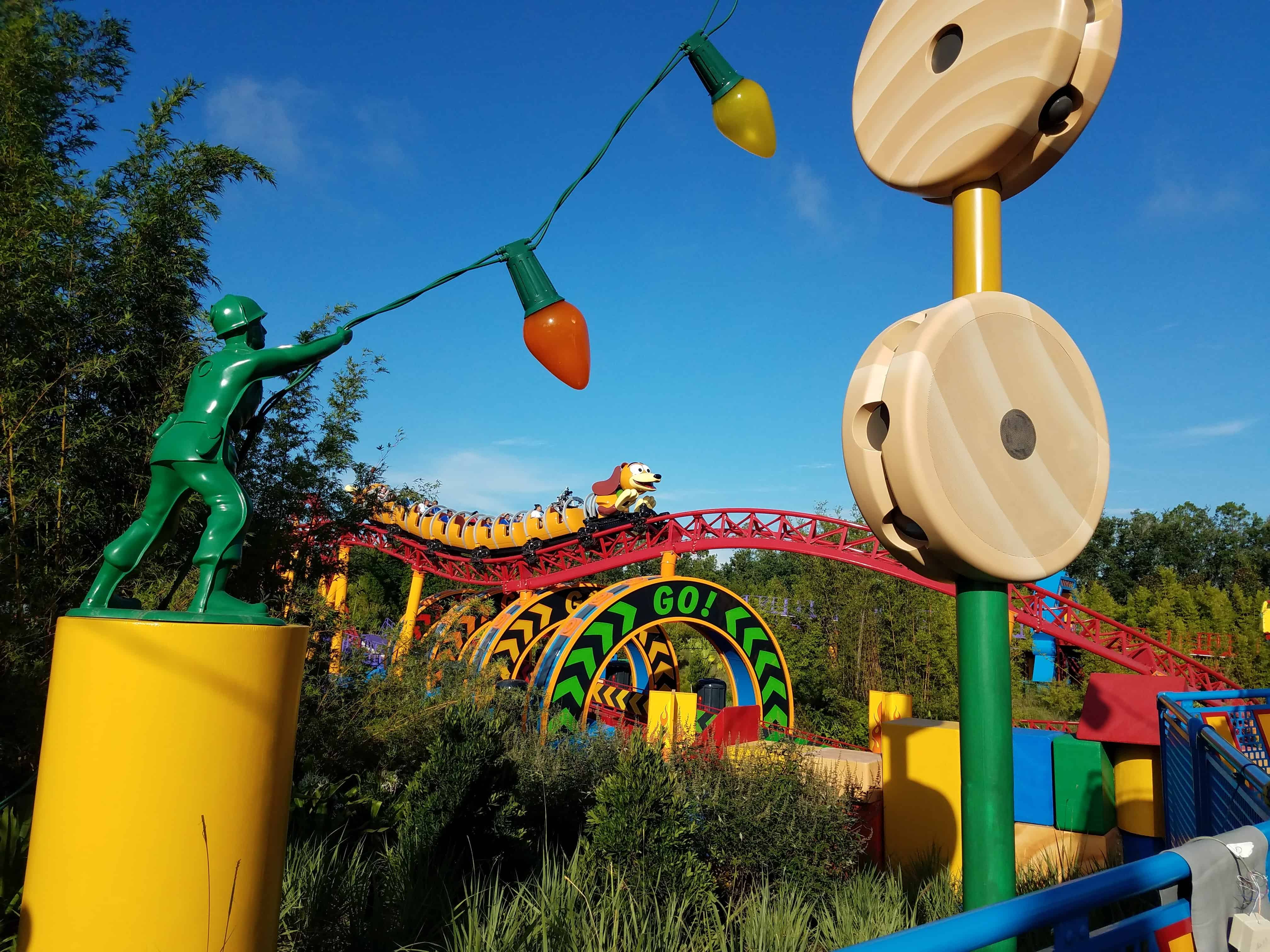 Ultimate Guide to Toy Story Land with Kids