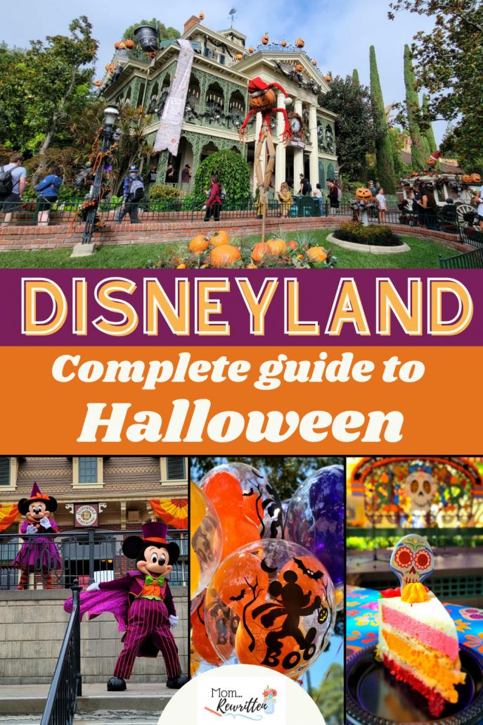 Disneyland Halloween - Complete Guide to the Fall Season