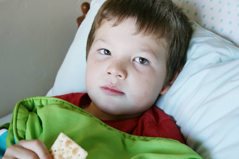Want to find out how to help sick kids get better fast? These practical tips will help with cold, flu and diarrhea to get kids healthy again!