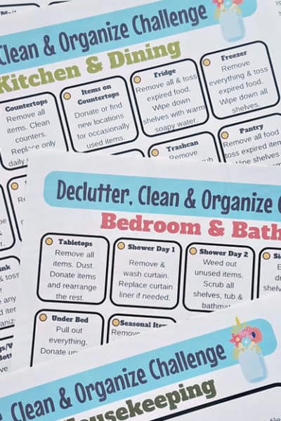Easy Decluttering Tips To Organize and Clean Up the House