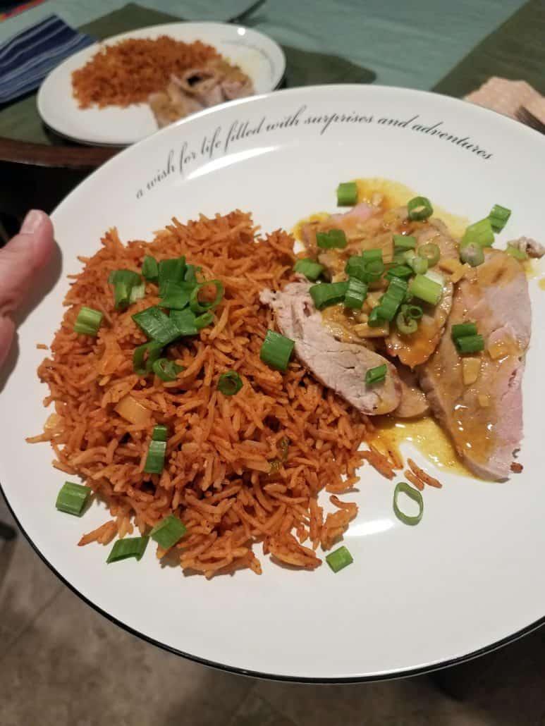 Dinnerly meal Pork Tenderloin