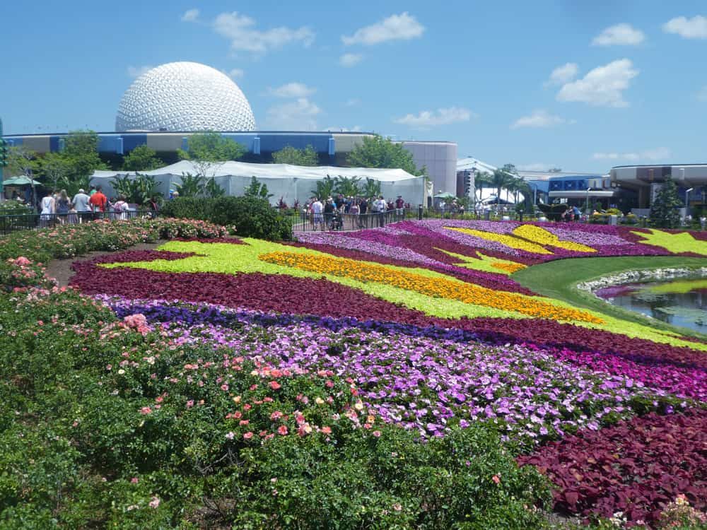 Planning to visit Walt Disney World in the spring? These are the top family travel tips about dealing with heavy Disney spring break crowds, what to pack, Epcot Flower & Garden Festival tips and special Easter holiday magic.