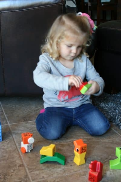 Brain Building Toys for Toddlers
