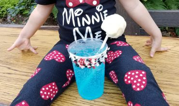 Disneyland California Food and Wine Festival with Toddlers and Preschoolers