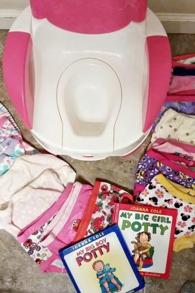 Potty Training in Three Days? – Practical Potty Training Tips for Toddlers