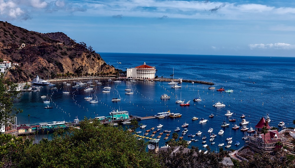 Catalina Island with Avalon