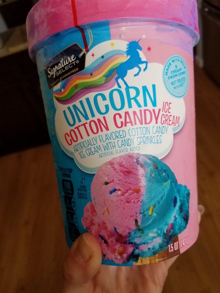 Signature Select Unicorn Cotton Candy