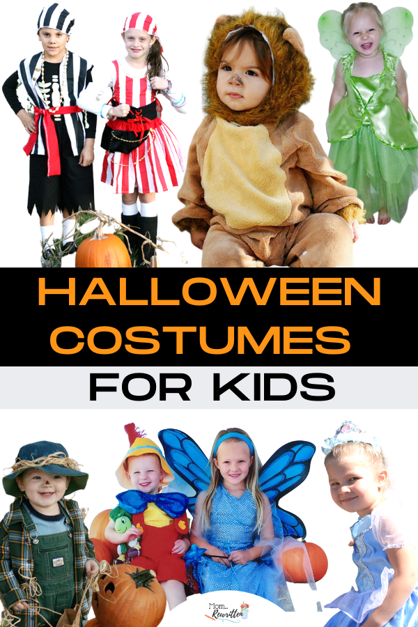100 Tips For Homemade Halloween Costumes On A Budget