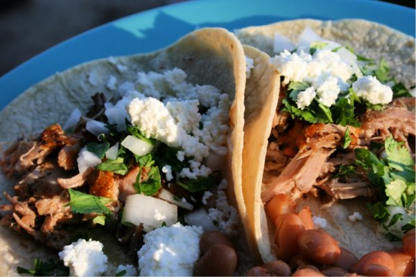 Pork Carnitas in Slow Cooker or Instant Pot