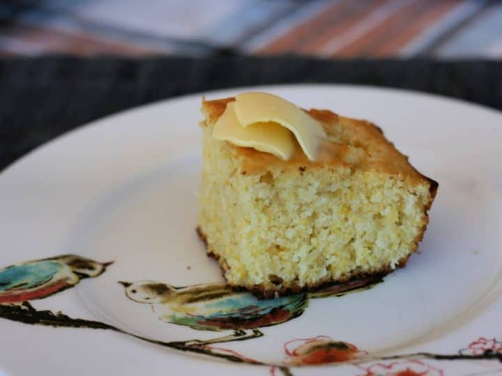 Easy Homemade Cornbread Recipe from Scratch