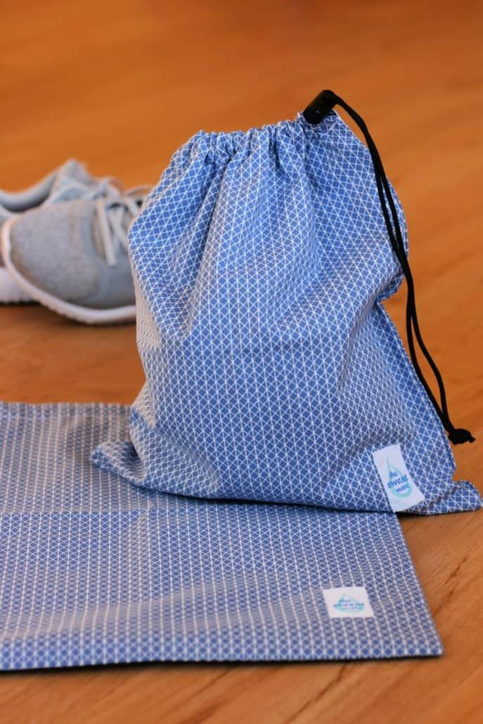 Sweat Mate water proof gym bag