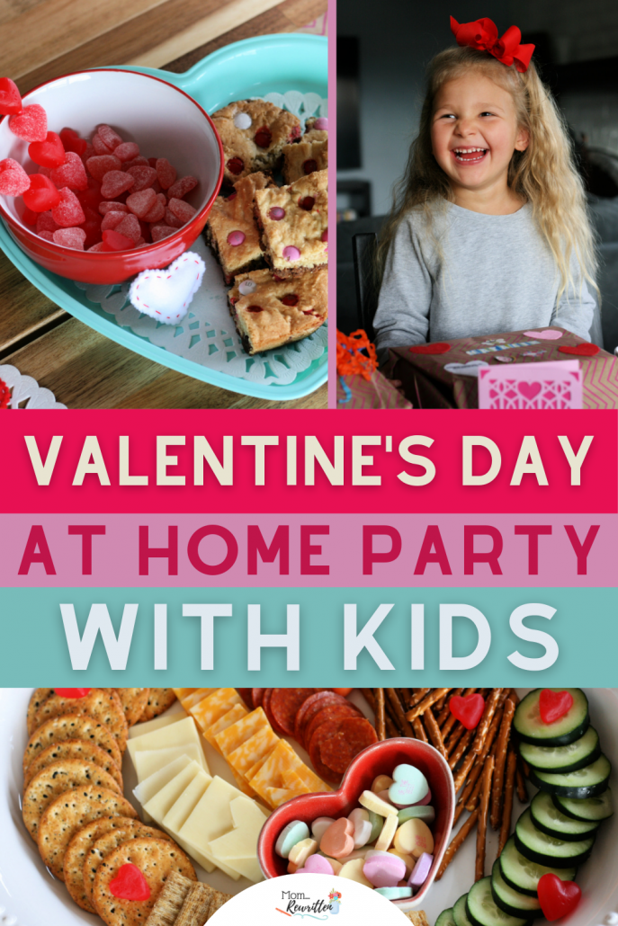 Valentine's Day at Home With Kids