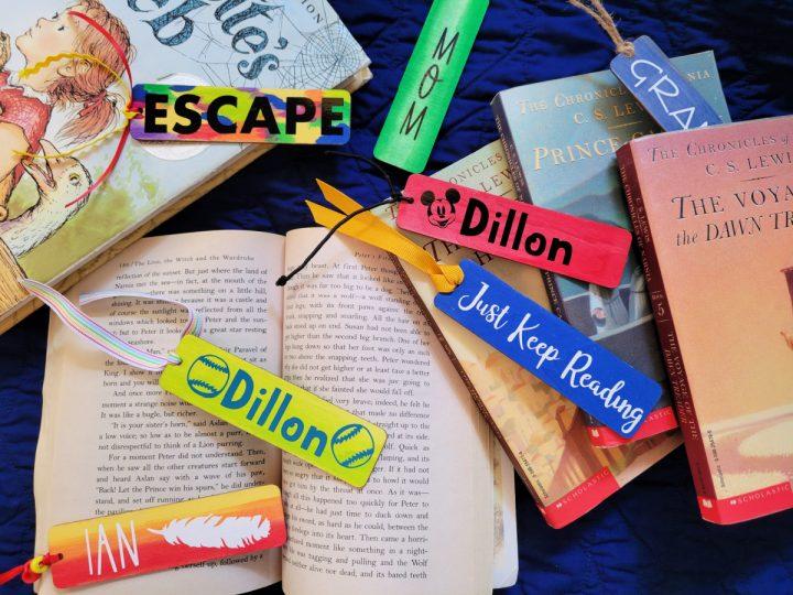 32 Kid's DIY Handmade Bookmark Crafts