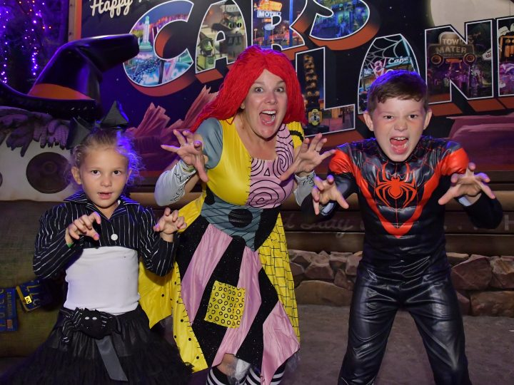 Disney Halloween Party Oogie Boogie Bash 2021-Tips for Taking Kids