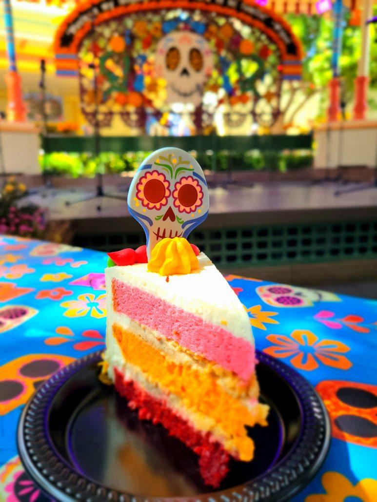 Plaza de la Familia Coco Cake
