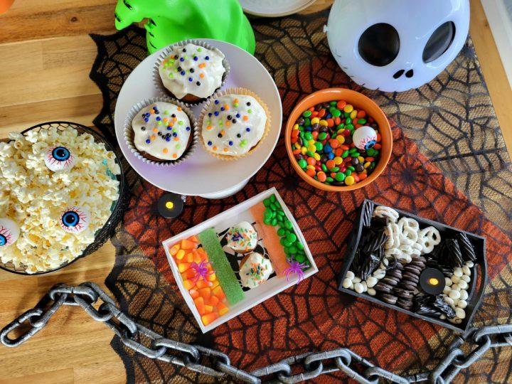Halloween Movie Night Ideas with Kids